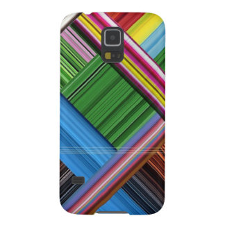 Colourful Lines Cases For Galaxy S5