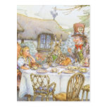 Colourful Mad Hatter's Tea Party