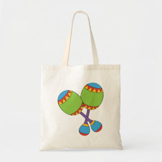 Colourful Maracas Tote Bag