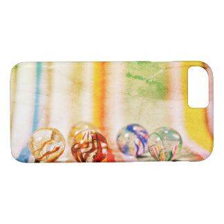 Colourful Marbles iPhone 7 Case