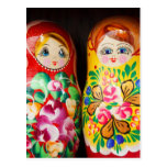 Colourful Matryoshka Dolls