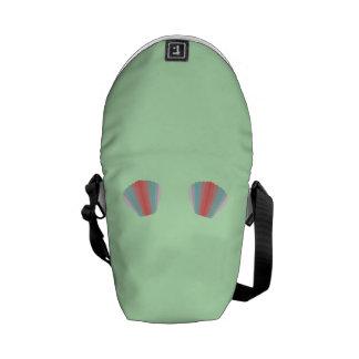 Colourful Mermaid Bikini Commuter Bag