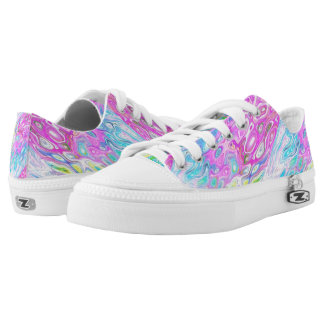 Colourful metalic Zipz LowTopShoes,UK: 3/EUR: 35.5 Low-Top Sneakers