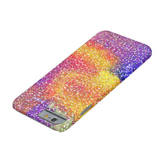 colourful mix barely there iPhone 6 case