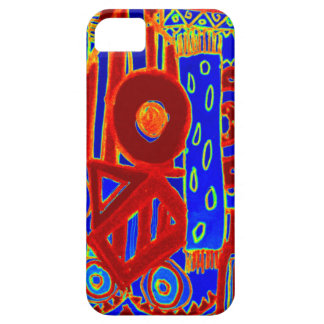 Colourful modern flurescent designed products case for the iPhone 5