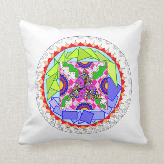 Colourful-Motivating Cushion