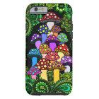 Colourful Mushrooms Phone Case