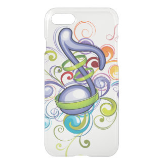 Colourful Note iPhone 7 Case
