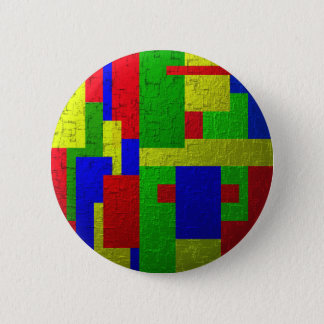 Colourful one 2 inch round button