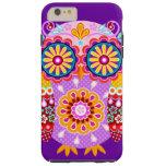 Colourful Owl iPhone 6 Plus Case Tough iPhone 6 Plus Case