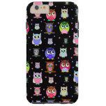 Colourful Owls iPhone 6 Plus case Tough iPhone 6 Plus Case
