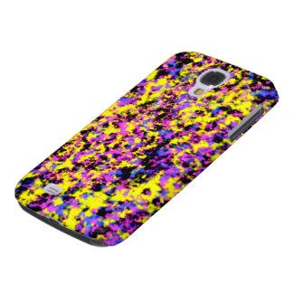Colourful pain pattern HTC vivid case