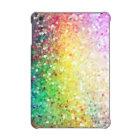 Colourful Pastel Tones Retro Glitter iPad Mini Cover
