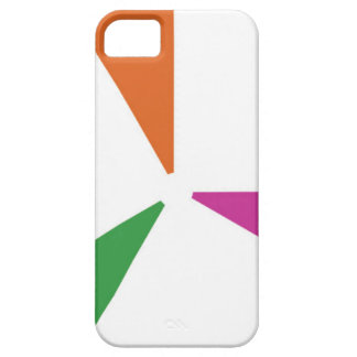 Colourful Pattern 3 Colours iPhone 5 Case