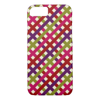 Colourful Pattern iPhone 8/7 Case