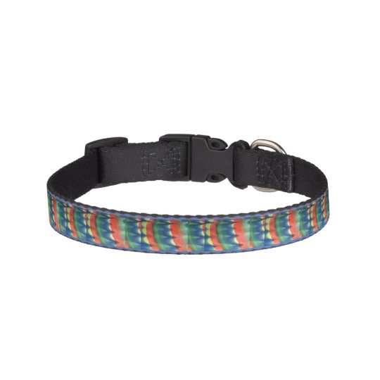 Colourful Pet Collar