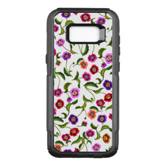 Colourful Poppy Flowers Samsung Galaxy S8 Case