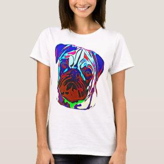 Colourful Pug T-Shirt