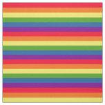 Colourful Rainbow Flag Gay Pride Fabric