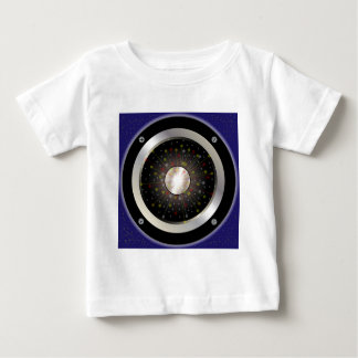 Colourful Rock Guitar Speaker Baby T-Shirt