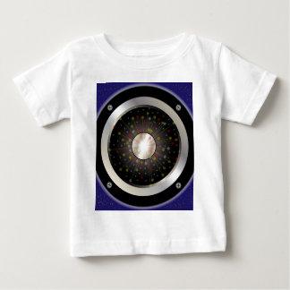 Colourful Rock Guitar Speaker Baby T-Shirt