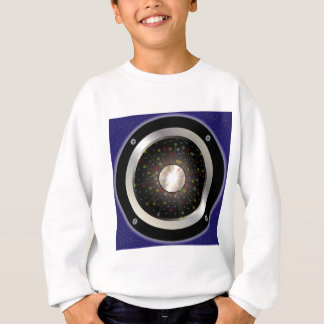 Colourful Rock Guitar Speaker Sweatshirt