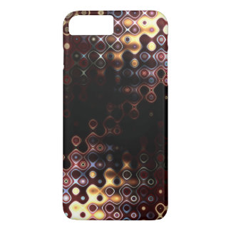 Colourful Rounded Stripes pattern Case-Mate iPhone Case