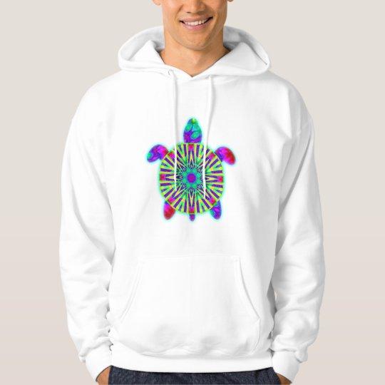 Colourful Sea Turtle Hoodies