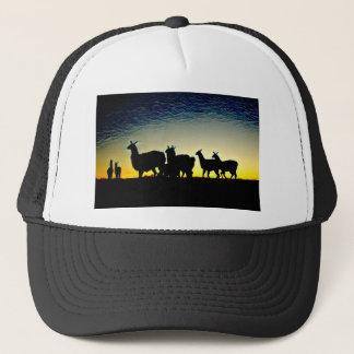 Colourful Shadows Trucker Hat