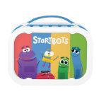 Colourful StoryBots Lunch Box