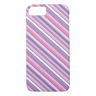Colourful Striped iPhone 7 case