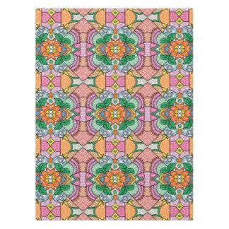 Colourful Table Cloth