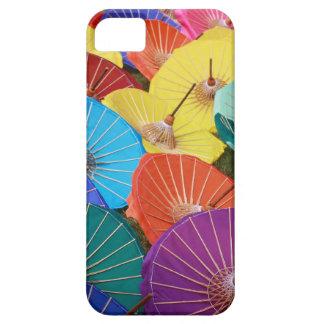 Colourful Thai Parasols - iPhone 5 iPhone 5 Case