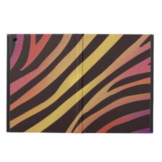 Colourful Tiger Animal Print iPad Air Cases