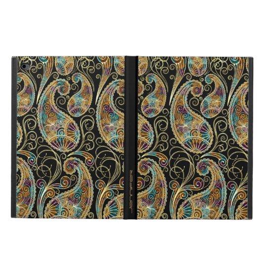 Colourful Vintage Ornate Paisley Design Powis iPad Air 2 Case