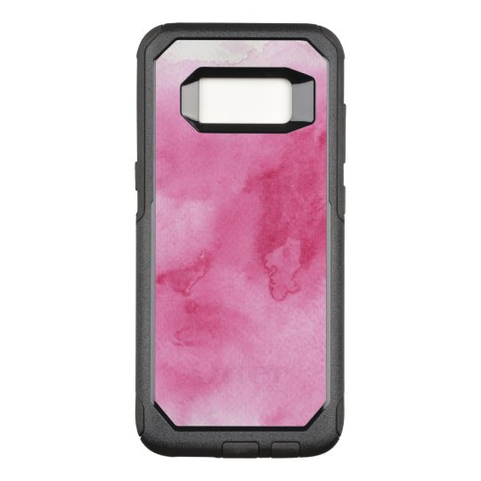 colourful watercolor background for your 2 OtterBox commuter samsung galaxy s8 case