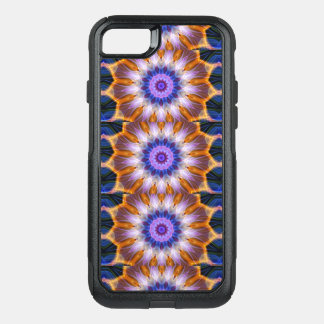 Colourful waves OtterBox commuter iPhone 8/7 case