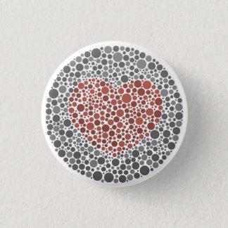 COLOURlovers LoveTest 1 Inch Round Button