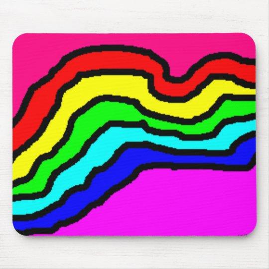 Colours 2 mouse pad