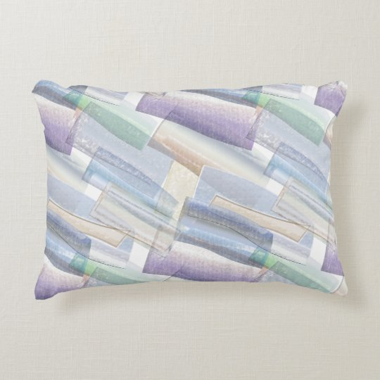 Colours All Aflutter Accent Pillow