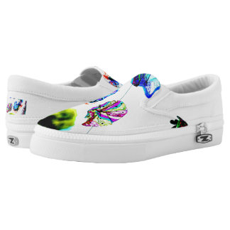 Colours in the wind Slip-On sneakers