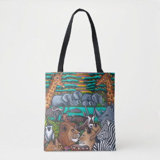 Colours of Africa Bag By Lisa Lorenz