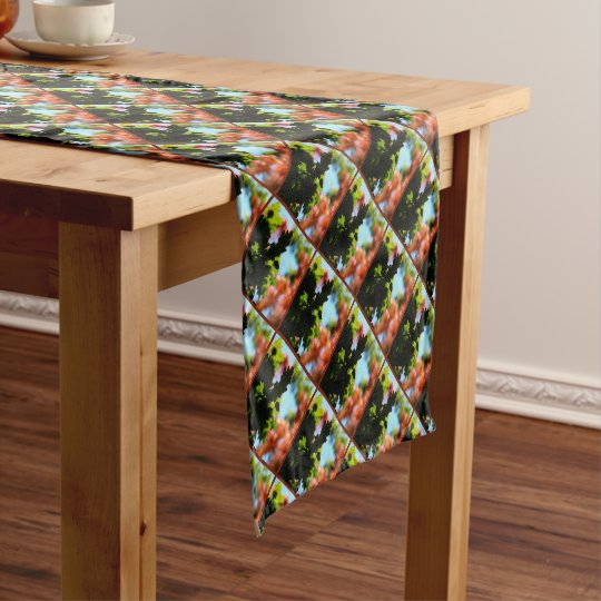 Colours of Autumn 02.2 Short Table Runner