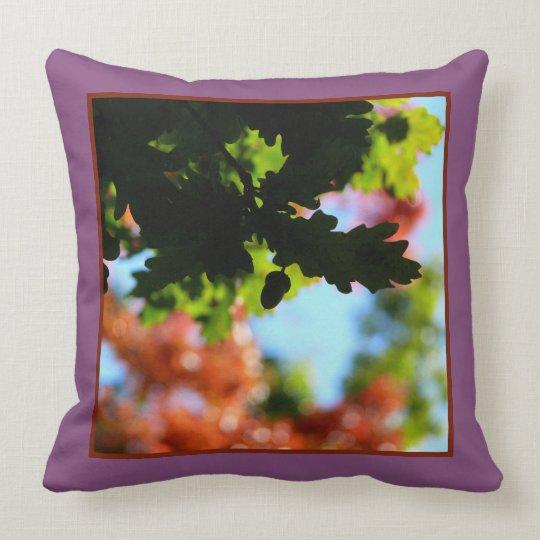 Colours of Autumn 02.2 Throw Pillow