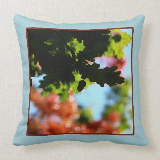 Colours of Autumn 02.3 Throw Pillow