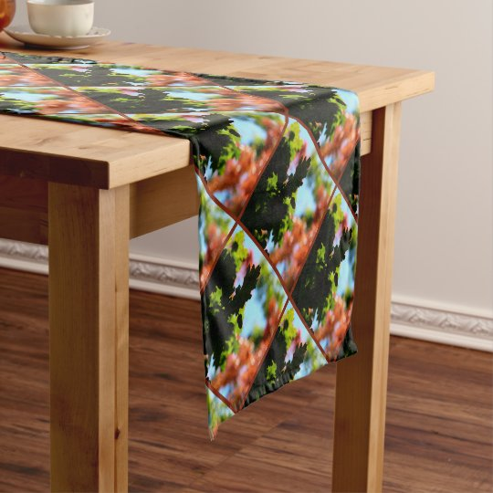 Colours of Autumn 02 Short Table Runner