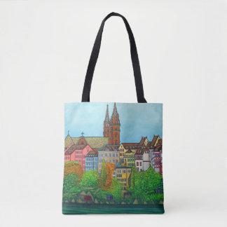 Colours of Basel Bag By Lisa Lorenz