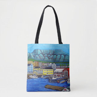 Colours of Cape Town Bag By Lisa Lorenz