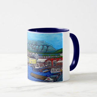 Colours of Cape Town Coffee Mug