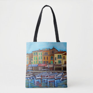 Colours of Cassis Bag By Lisa Lorenz